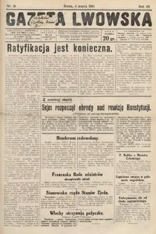 Gazeta Lwowska. 1931, nr51
