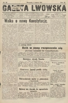 Gazeta Lwowska. 1931, nr55