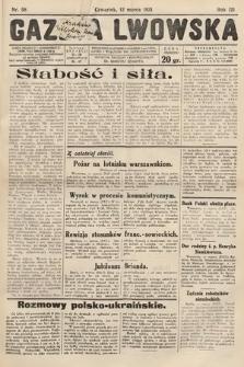 Gazeta Lwowska. 1931, nr58