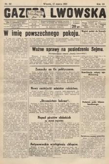 Gazeta Lwowska. 1931, nr62