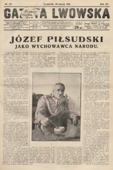 Gazeta Lwowska. 1931, nr64