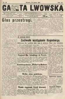 Gazeta Lwowska. 1931, nr68
