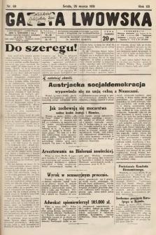 Gazeta Lwowska. 1931, nr69