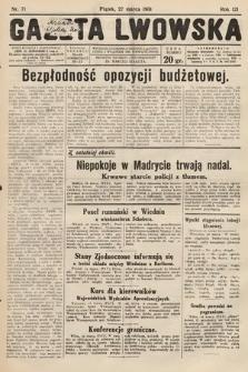 Gazeta Lwowska. 1931, nr71