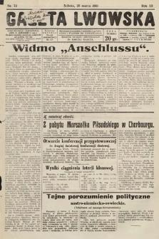 Gazeta Lwowska. 1931, nr72