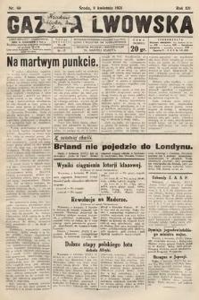 Gazeta Lwowska. 1931, nr80