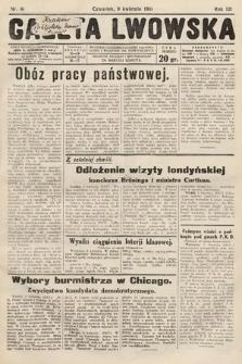 Gazeta Lwowska. 1931, nr81