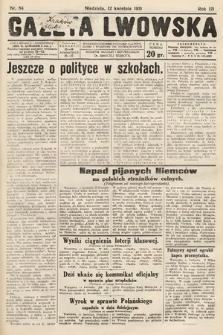 Gazeta Lwowska. 1931, nr84