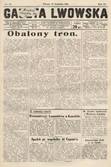 Gazeta Lwowska. 1931, nr88