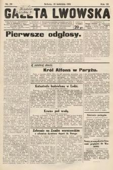 Gazeta Lwowska. 1931, nr89