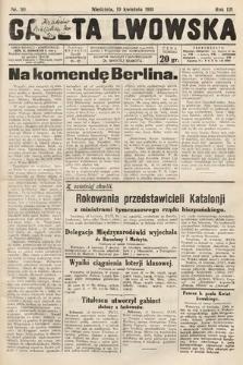 Gazeta Lwowska. 1931, nr90