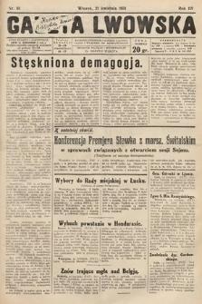 Gazeta Lwowska. 1931, nr91