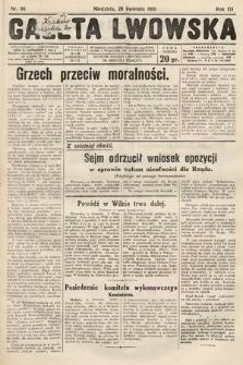 Gazeta Lwowska. 1931, nr96