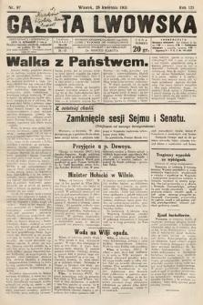 Gazeta Lwowska. 1931, nr97