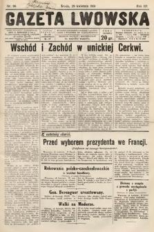 Gazeta Lwowska. 1931, nr98