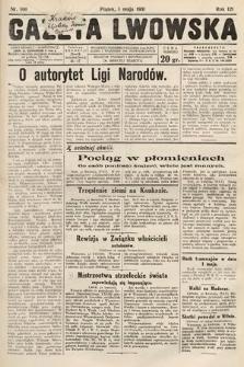 Gazeta Lwowska. 1931, nr100