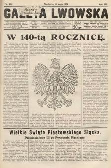 Gazeta Lwowska. 1931, nr102