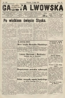 Gazeta Lwowska. 1931, nr103