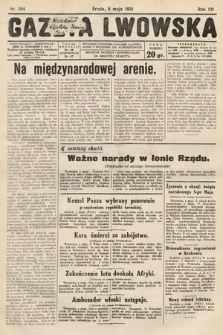 Gazeta Lwowska. 1931, nr104