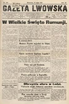 Gazeta Lwowska. 1931, nr108