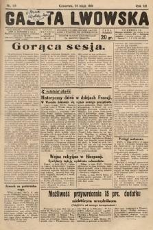 Gazeta Lwowska. 1931, nr111