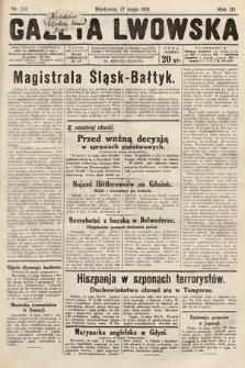 Gazeta Lwowska. 1931, nr113