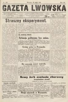 Gazeta Lwowska. 1931, nr114