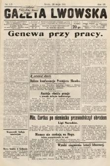 Gazeta Lwowska. 1931, nr115