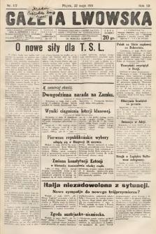 Gazeta Lwowska. 1931, nr117