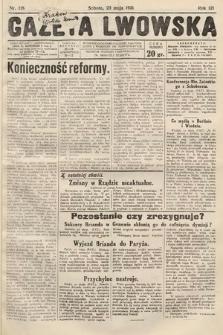 Gazeta Lwowska. 1931, nr118
