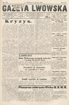 Gazeta Lwowska. 1931, nr125