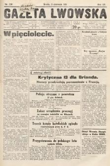 Gazeta Lwowska. 1931, nr126