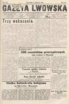 Gazeta Lwowska. 1931, nr127