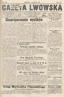 Gazeta Lwowska. 1931, nr129