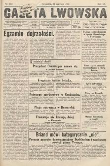 Gazeta Lwowska. 1931, nr132