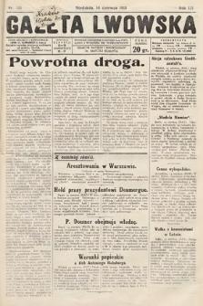 Gazeta Lwowska. 1931, nr135
