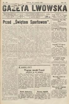 Gazeta Lwowska. 1931, nr140