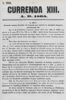 Currenda. 1865, kurenda13 |PDF|