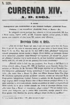 Currenda. 1865, kurenda14 |PDF|