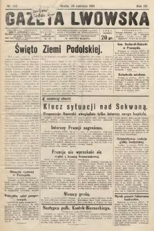 Gazeta Lwowska. 1931, nr143