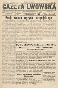 Gazeta Lwowska. 1931, nr148
