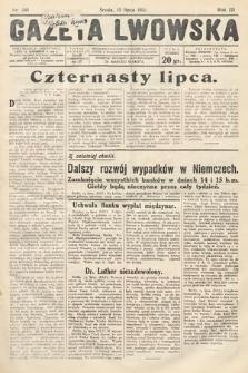 Gazeta Lwowska. 1931, nr160