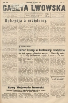 Gazeta Lwowska. 1931, nr164