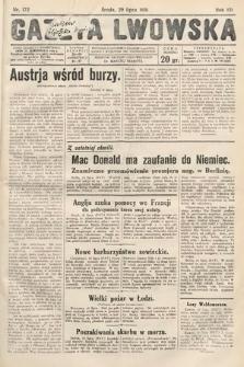 Gazeta Lwowska. 1931, nr172