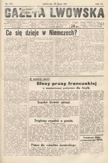 Gazeta Lwowska. 1931, nr173