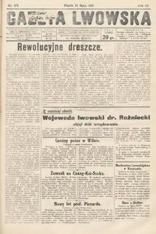Gazeta Lwowska. 1931, nr174