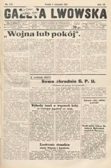 Gazeta Lwowska. 1931, nr178