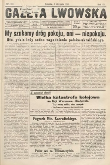 Gazeta Lwowska. 1931, nr181
