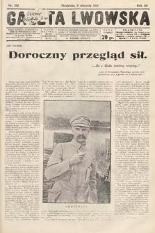 Gazeta Lwowska. 1931, nr182