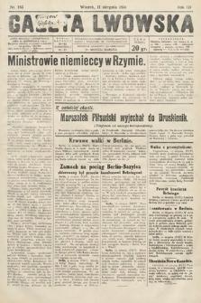 Gazeta Lwowska. 1931, nr183
